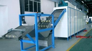 Rubber Batch-off Machine