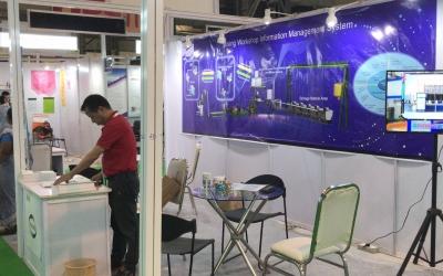 正将参展2019年印度国际塑料橡胶展览会
