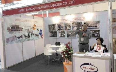 正将自动化参展第28届泰国国际塑胶展
